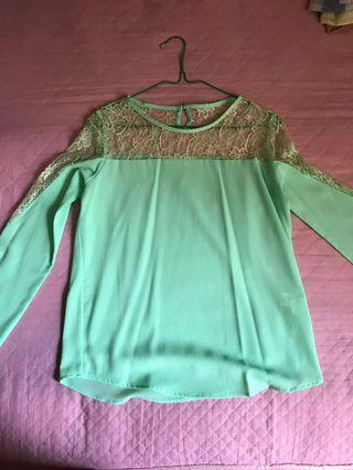 BN Lacy blouse