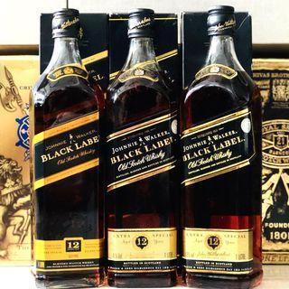 1L Johnnie Walker Black Label