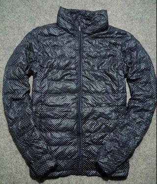 UNIQLO Polkadot Down Ultralight Jacket