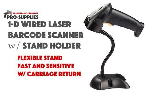 **Batch Clearance** 1-D wired Barcode Scanner