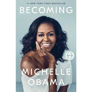 {Kindle Mobi} Becoming - Michelle Obama