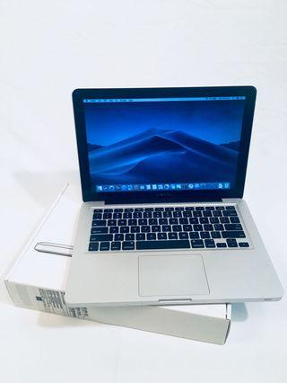 "Macbook Pro 13"" 2012 full box with Mojave"