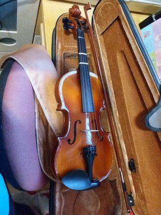 Violin 小提琴 1/2