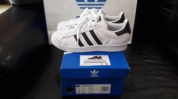 Adidas superstar women  original under retail 100% original