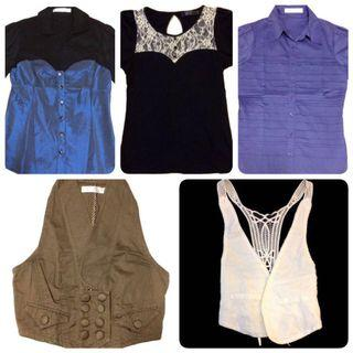 🚚 Bysi Blouse / Vest Clearance Sale