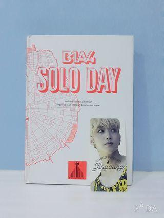 B1A4 Solo Day album Jinyoung PC