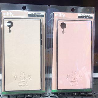 Miffy 皮面Iphone XR 手機殻