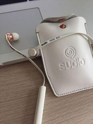 Sudio VASA BLA Bluetooth wireless earphone