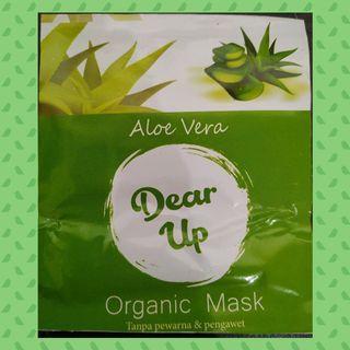 Organic mask / masker organik