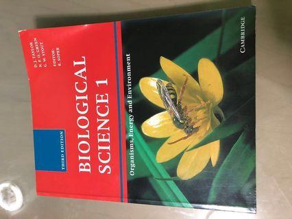 Biology science 1