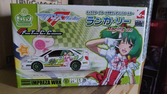 Subaru Impreza WRX Sti Anime Frontier Touring Car Championship FTCC radio control RC 1/28 not mini-Z