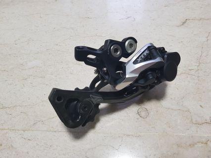 Shimano 10 speed XTR rear Derailleur