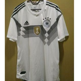 Adidas Germany World Cup 2018 jersey shirt Player issue