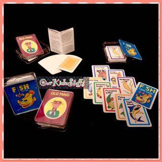 Goodie Bag Goodies - Mini Card Games