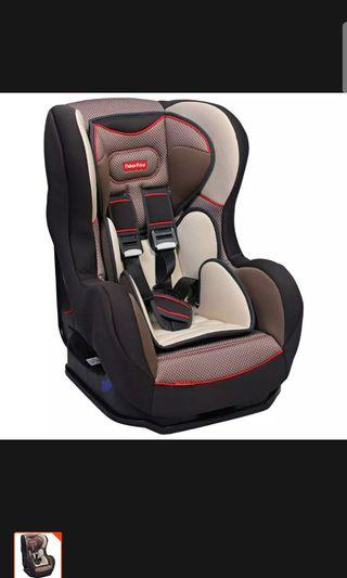 Fisher Price Cosmos Convertible Car Seat (Sand)  Model083589