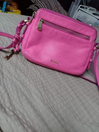 Fossil neon  Pink