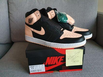 STEAL Retail $239 Brand new US13 Nike Air Jordan 1