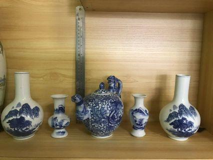 🚚 Vintage Vases
