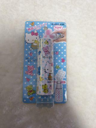 Hello Kitty  fan ( sanrio)