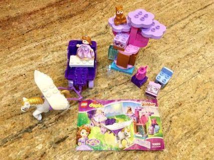 LEGO Disney Sofia the First Magical Carriage set