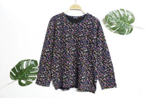#BAPAU Floral Blouse