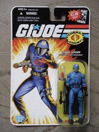 GI Joe Comic Series Cobra Commander
