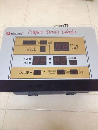 Computer Eternity Calendar