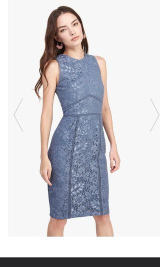Fayth Lace Dress Size S