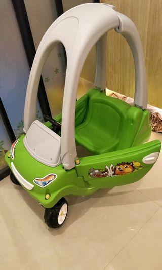 嘟嘟車-腳行車 滑步車 滑行車(簡配)CA-12G