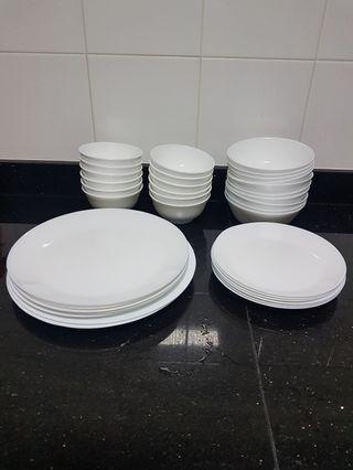 Plates And Bowls/ikea plates and bowls