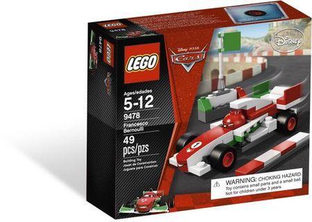 Lego Cars 9478 Francesco Bernoulli