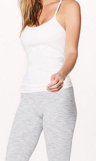 Lululemon Power Pose Tank (light support for cup A/ B)