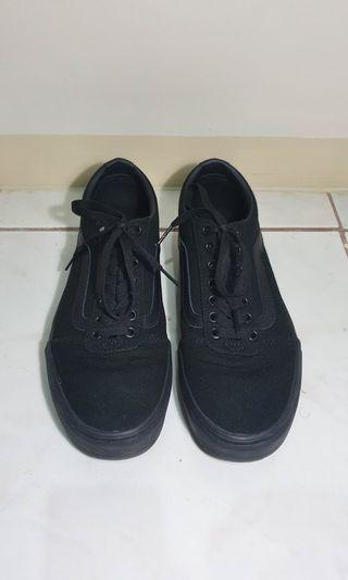 0af17c6b2fa vans old skool black | Footwear | Carousell Philippines