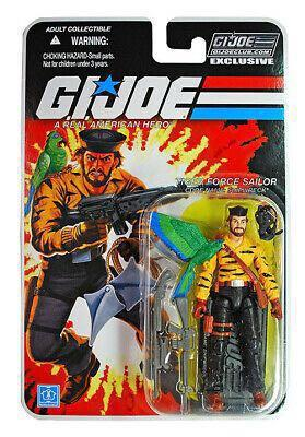 GI Joe Club Exclusive FSS 2.0 Shipwreck Tiger Force