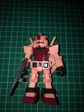 Mobile Suit GUNDAM T.M.S.F (Trading Mobile Suit Figure) SERIES 瑪沙專用 Gundam