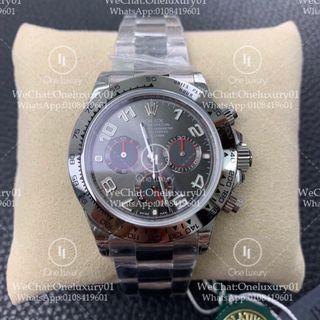 Rolex Cosmograph Daytona White Gold 116509