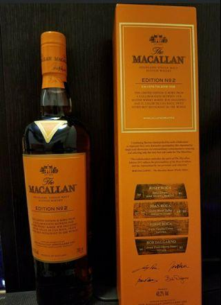 Macallan limited no2