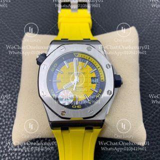 Audemars Piguet Royal Oak Offshore Diver Yellow Edition 15710ST