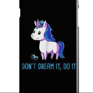 iPhone 8 Plus & 7 Plus Unicorn Phone Case