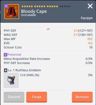 A2Z CD Bloody Cape