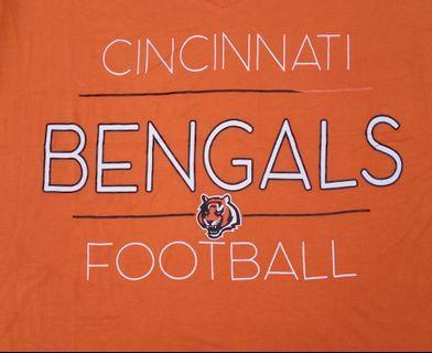 NFL Cincinnati Bengals女裝上衣