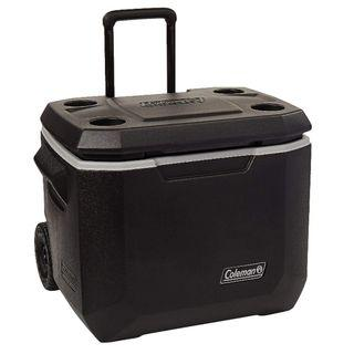 BNIB - Coleman 50QT / 47L Wheeled Cooler - Made in USA *Great For Fishing And Camping*