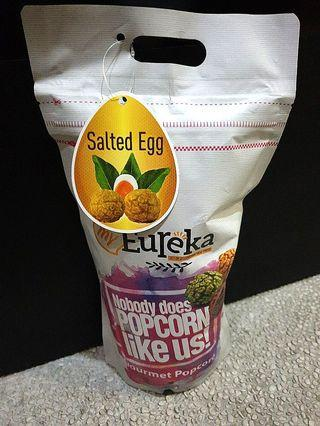 🚚 Eureka Salted Eggs Popcorn @ $7.00