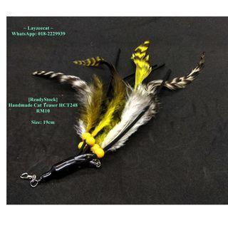 [ReadyStock] Handmade Cat Teaser HCT248