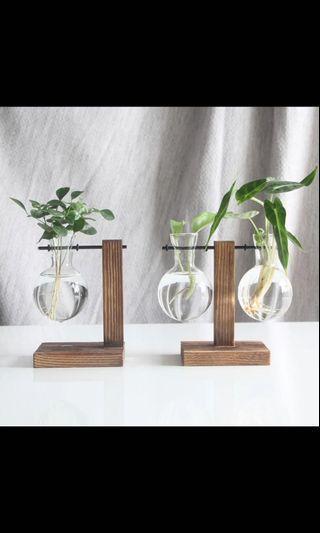Scandi propagation station / hydroponic vase