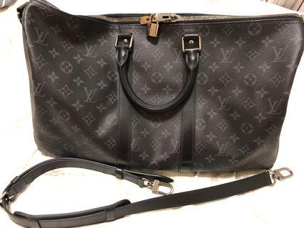 Louis Vuitton Keepall 45 (Authentic)