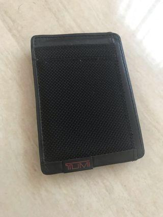 🚚 Tumi 卡夾 信用卡夾 名片夾