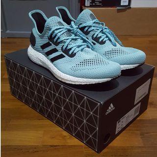WTT/WTS Adidas X Parley A4MLA SpeedFactory Running Shoes US 9 UK 8.5