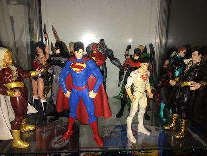 Dc justice league Lot