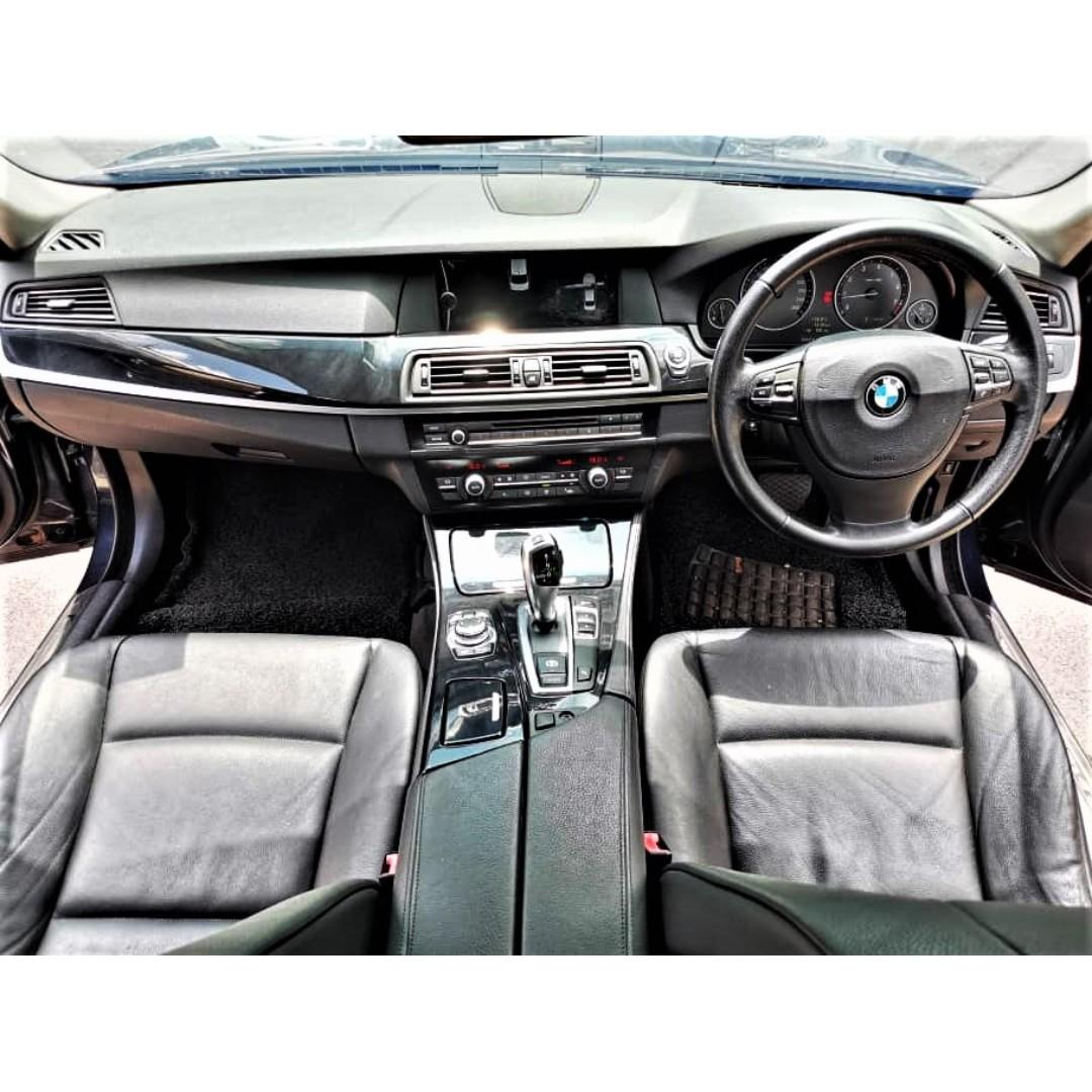 2011 BMW 523i 2.5 M Sport 1 OWNER TIPTOP CONDITION 11